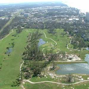Great Southern GC: Aerial view