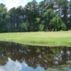 A view over the pond from Ponta Creek Golf Course NAS
