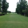 A view from tee #18 at Wedgewood Golf Course